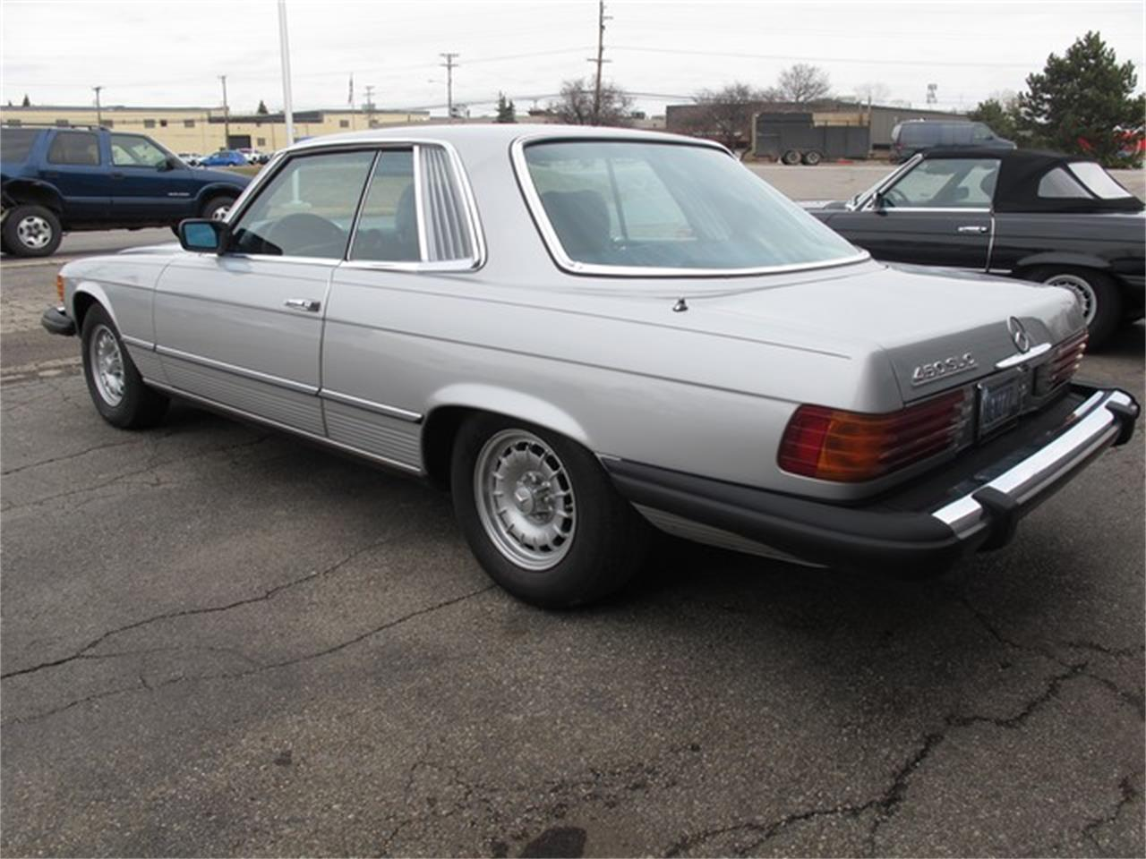 1977 Mercedes-Benz 450SLC for sale in Troy, MI – photo 11