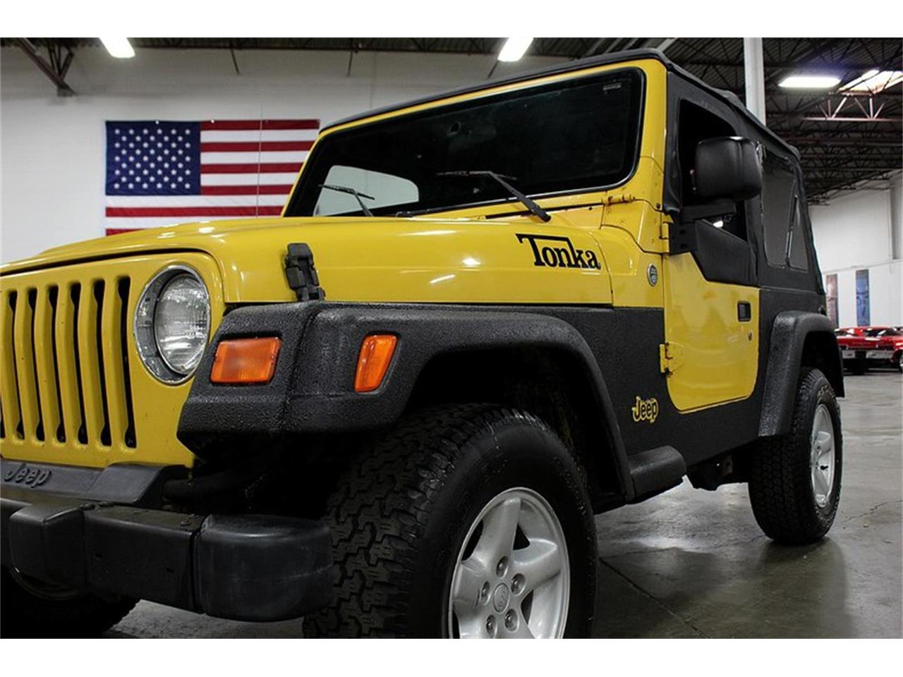 2005 Jeep Wrangler for sale in Kentwood, MI – photo 21