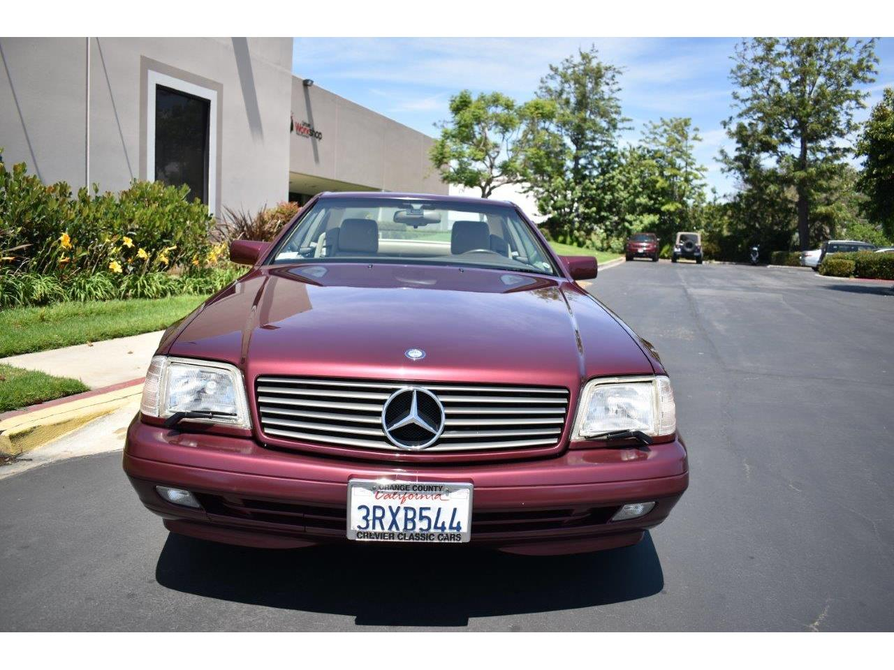 1996 Mercedes-Benz 500SL for sale in Costa Mesa, CA – photo 8