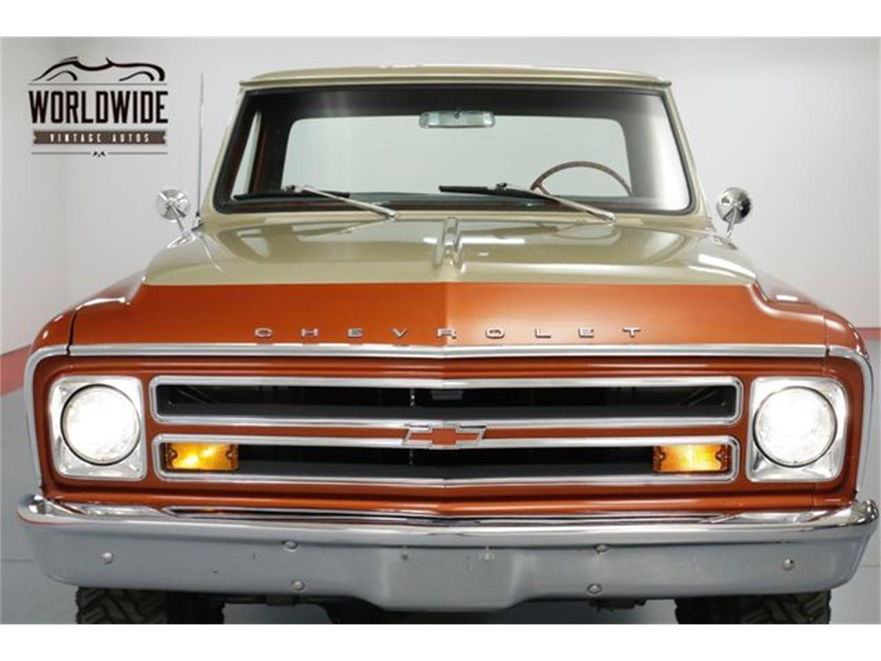 1968 Chevrolet K-20 for sale in Denver , CO – photo 81