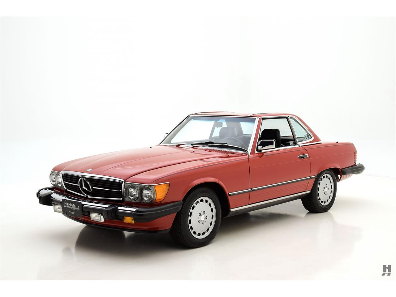 1987 Mercedes-Benz 560SL for sale in Saint Louis, MO – photo 15