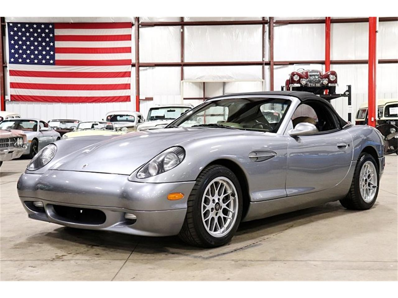 2001 Panoz Esperante for sale in Kentwood, MI – photo 67