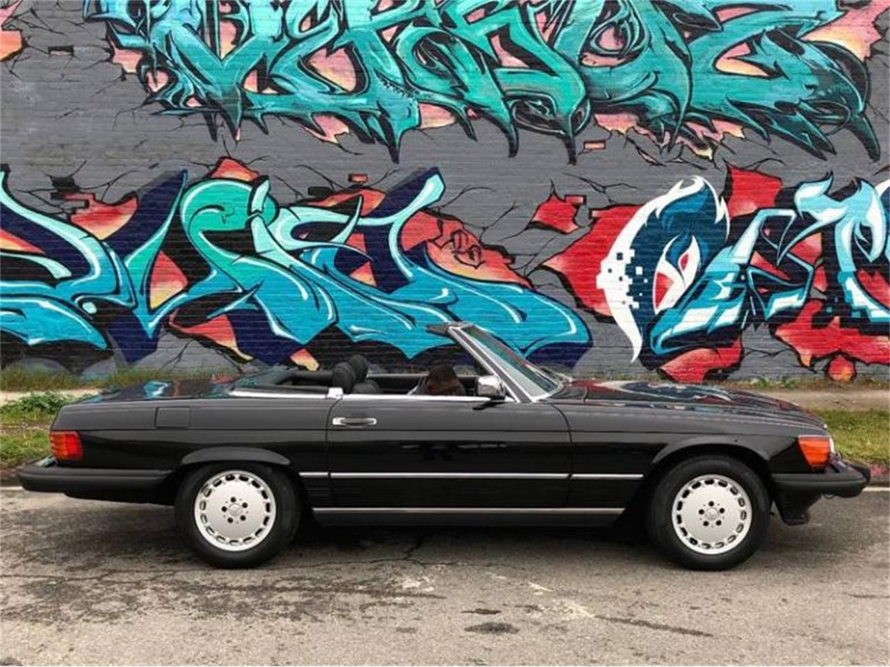 1988 Mercedes-Benz 560 for sale in Los Angeles, CA – photo 4