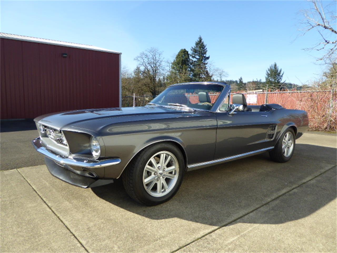 1967 Ford Mustang for sale in Turner, OR – photo 64