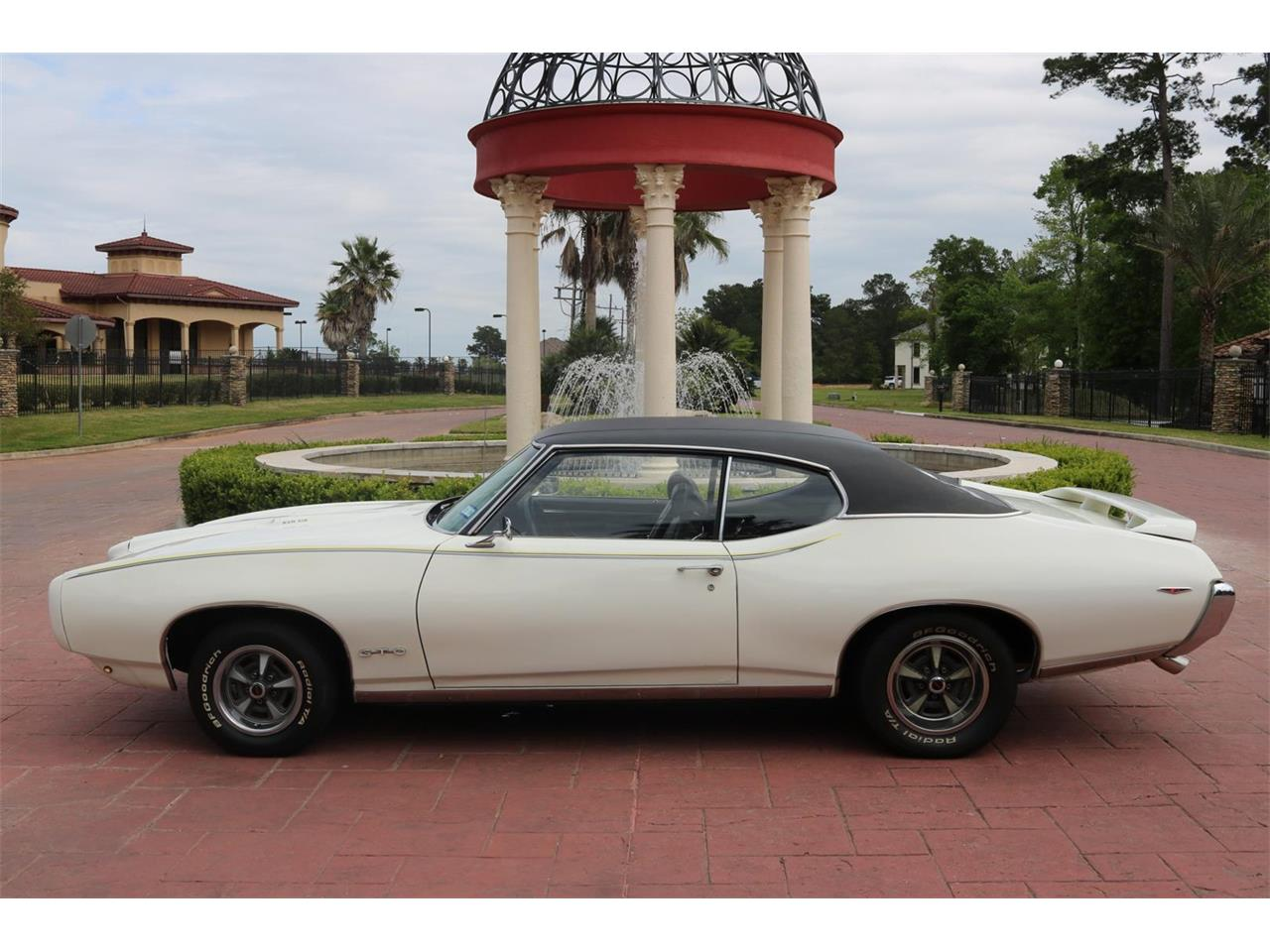 1969 Pontiac GTO for sale in Conroe, TX – photo 2