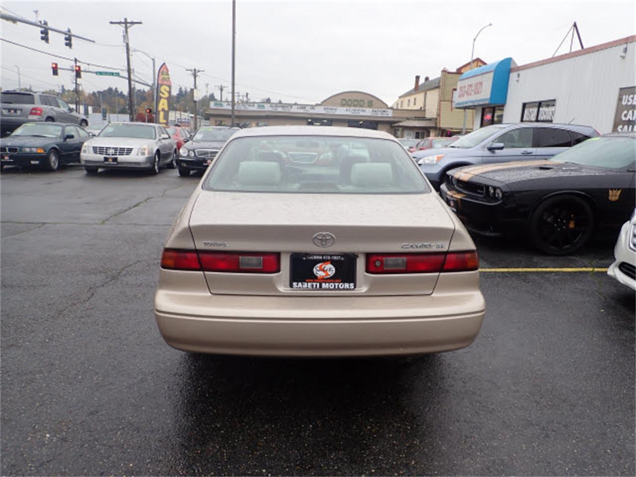 1999 Toyota Camry for sale in Tacoma, WA – photo 4