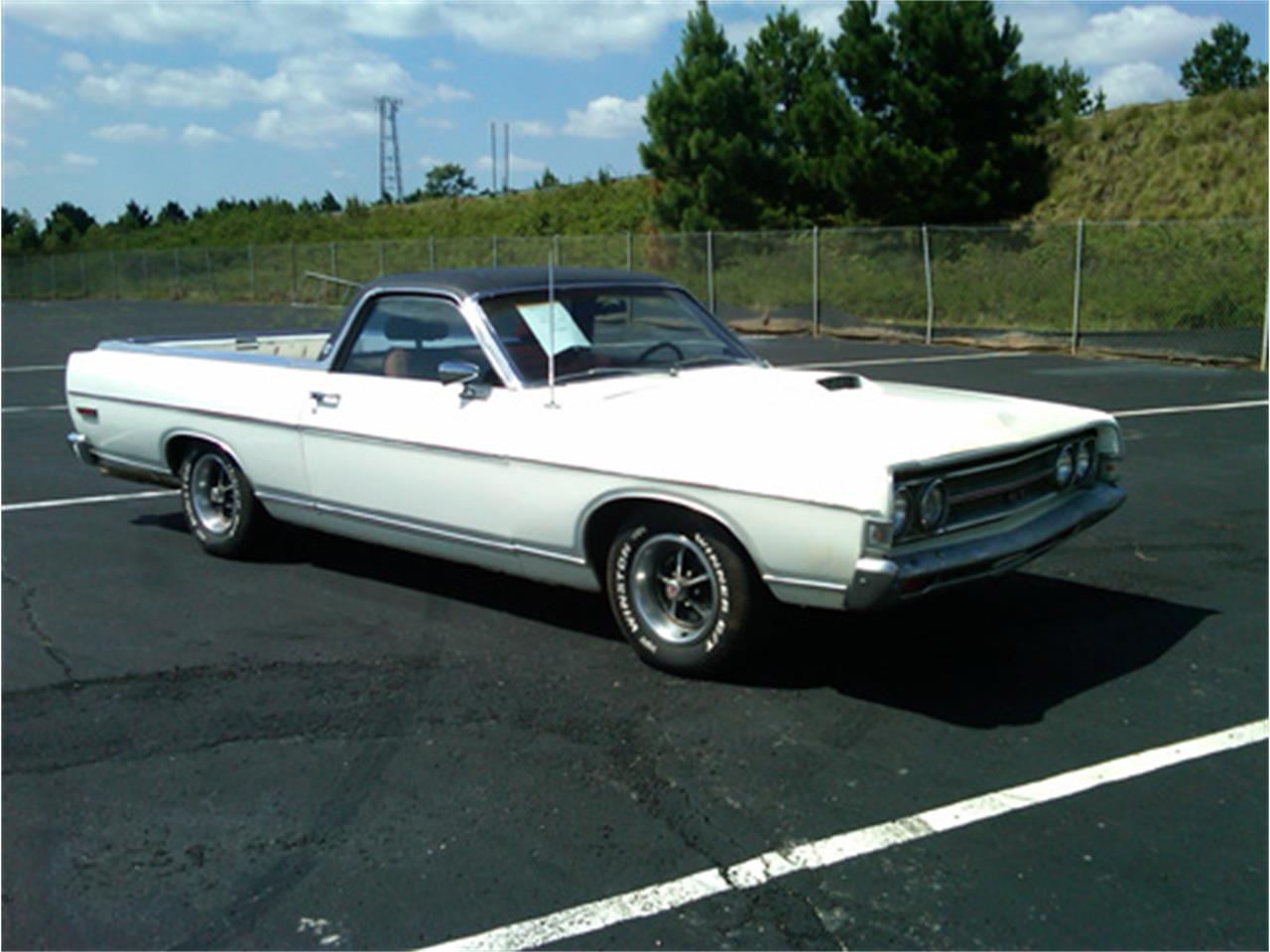 1969 Ford Ranchero GT for sale in Simpsonsville, SC – photo 9