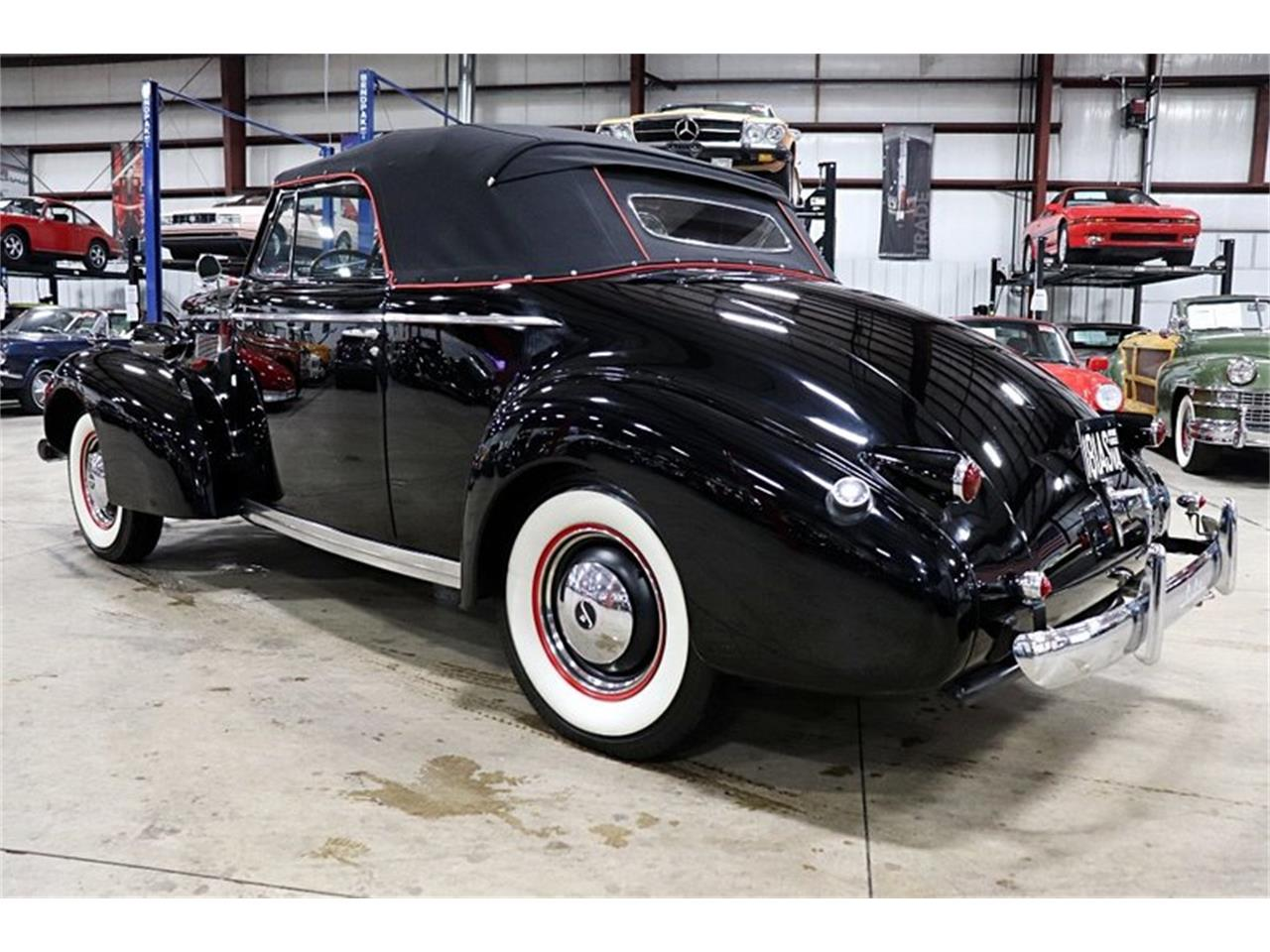 1939 LaSalle Coupe for sale in Kentwood, MI – photo 69
