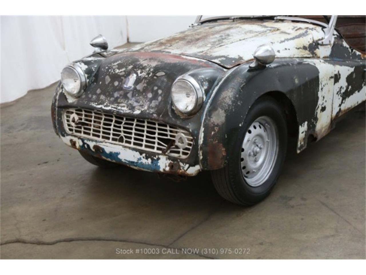 1960 Triumph TR3A for sale in Beverly Hills, CA – photo 17