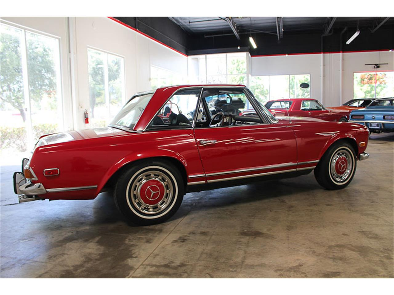 1970 Mercedes-Benz 280SL for sale in Fairfield, CA – photo 9