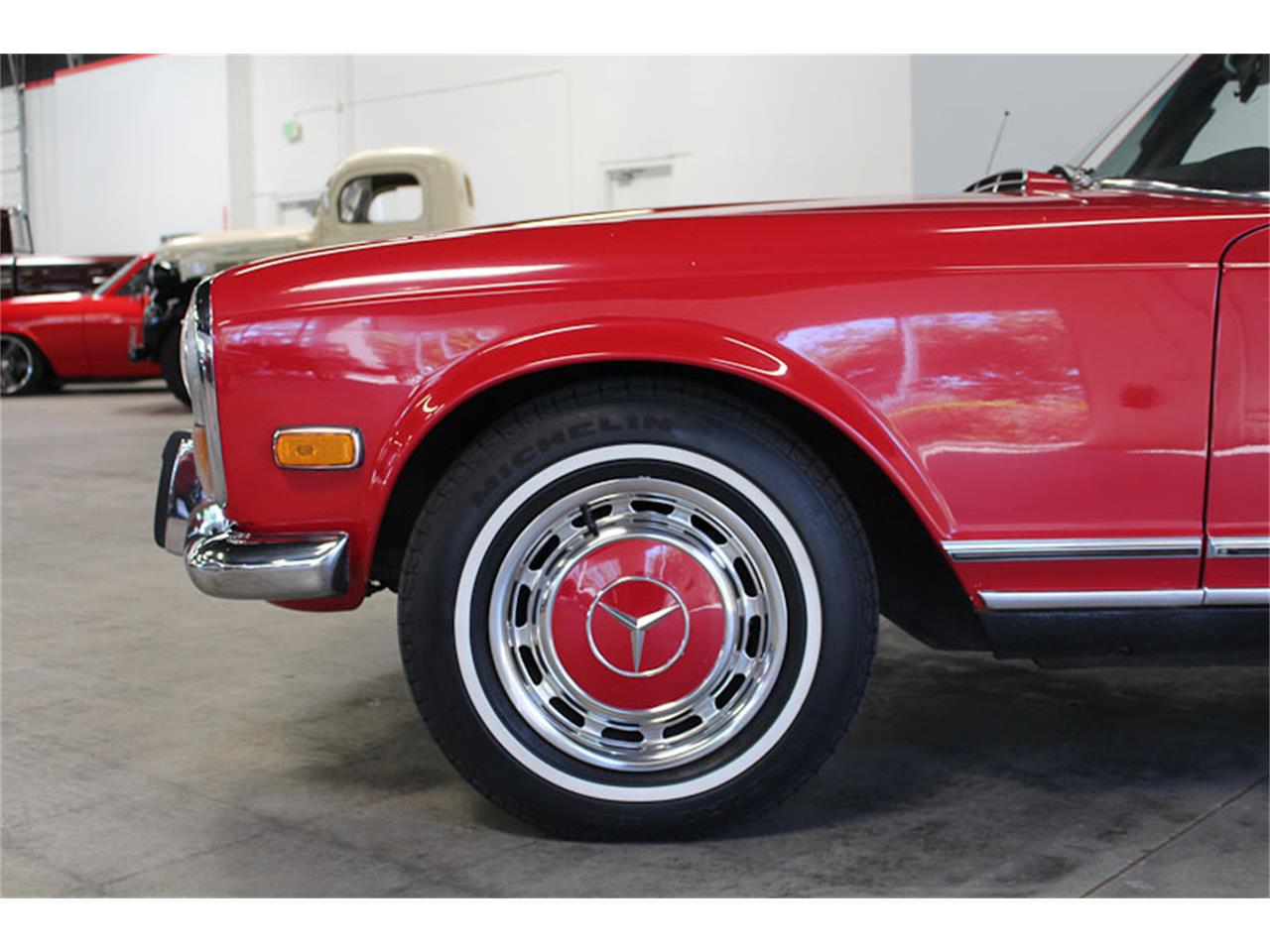 1970 Mercedes-Benz 280SL for sale in Fairfield, CA – photo 26