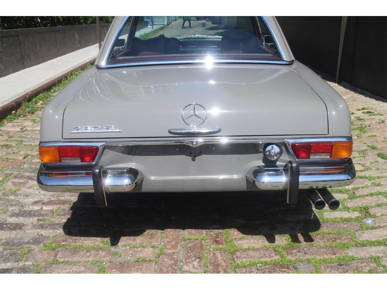 1971 Mercedes-Benz 280SL for sale in NEW YORK, NY – photo 14