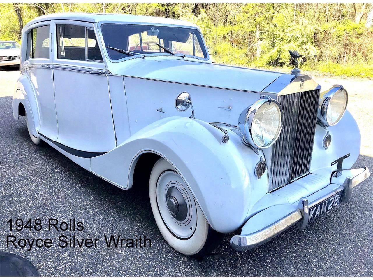 1948 Rolls-Royce Silver Wraith for sale in Stratford, NJ – photo 3
