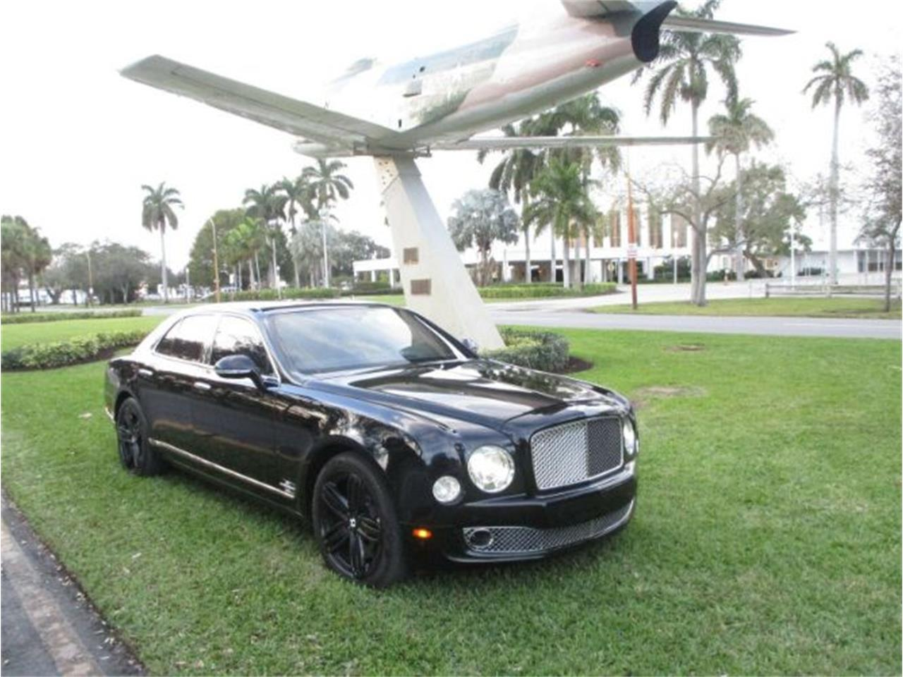 2011 Bentley Mulsanne S for sale in Cadillac, MI – photo 2