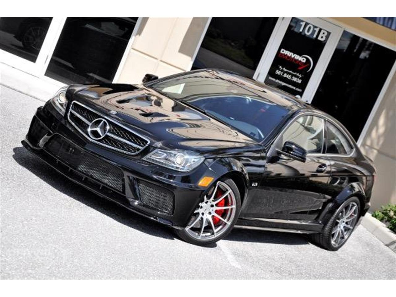 2013 Mercedes-Benz C63 AMG for sale in West Palm Beach, FL – photo 35