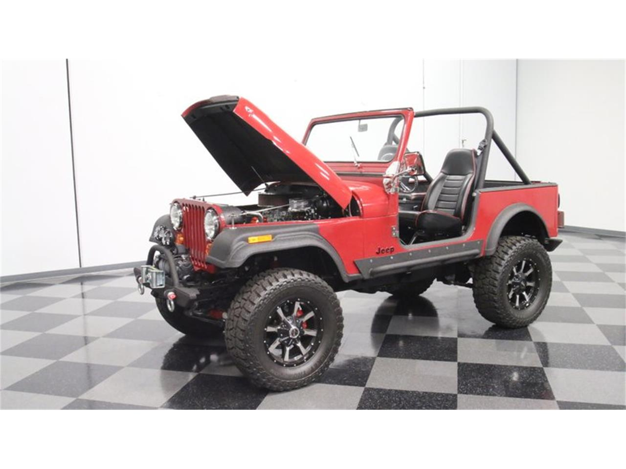 1982 Jeep CJ7 for sale in Lithia Springs, GA – photo 34