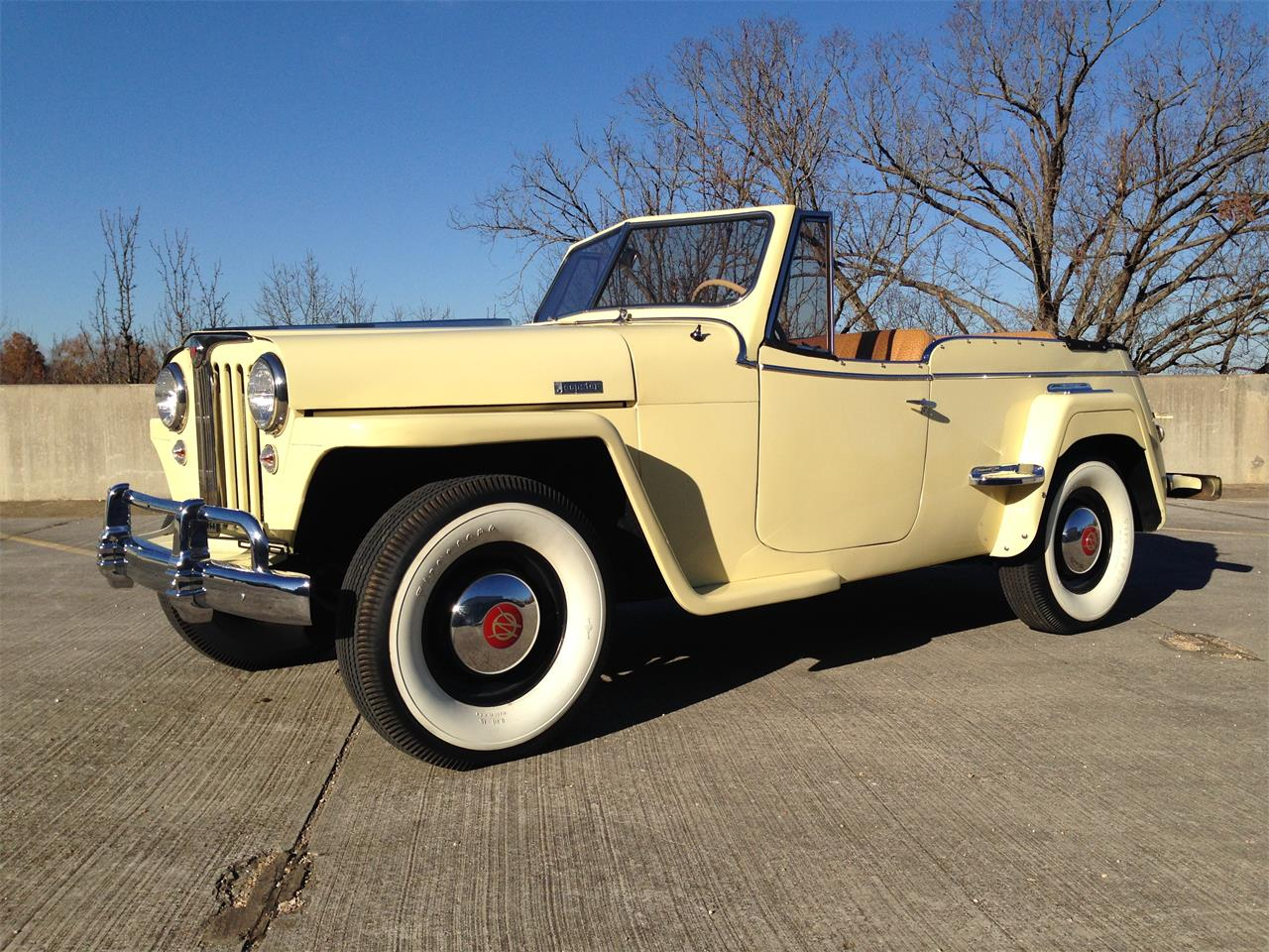 1949 Willys-Overland Jeepster for sale in Branson, MO – photo 2