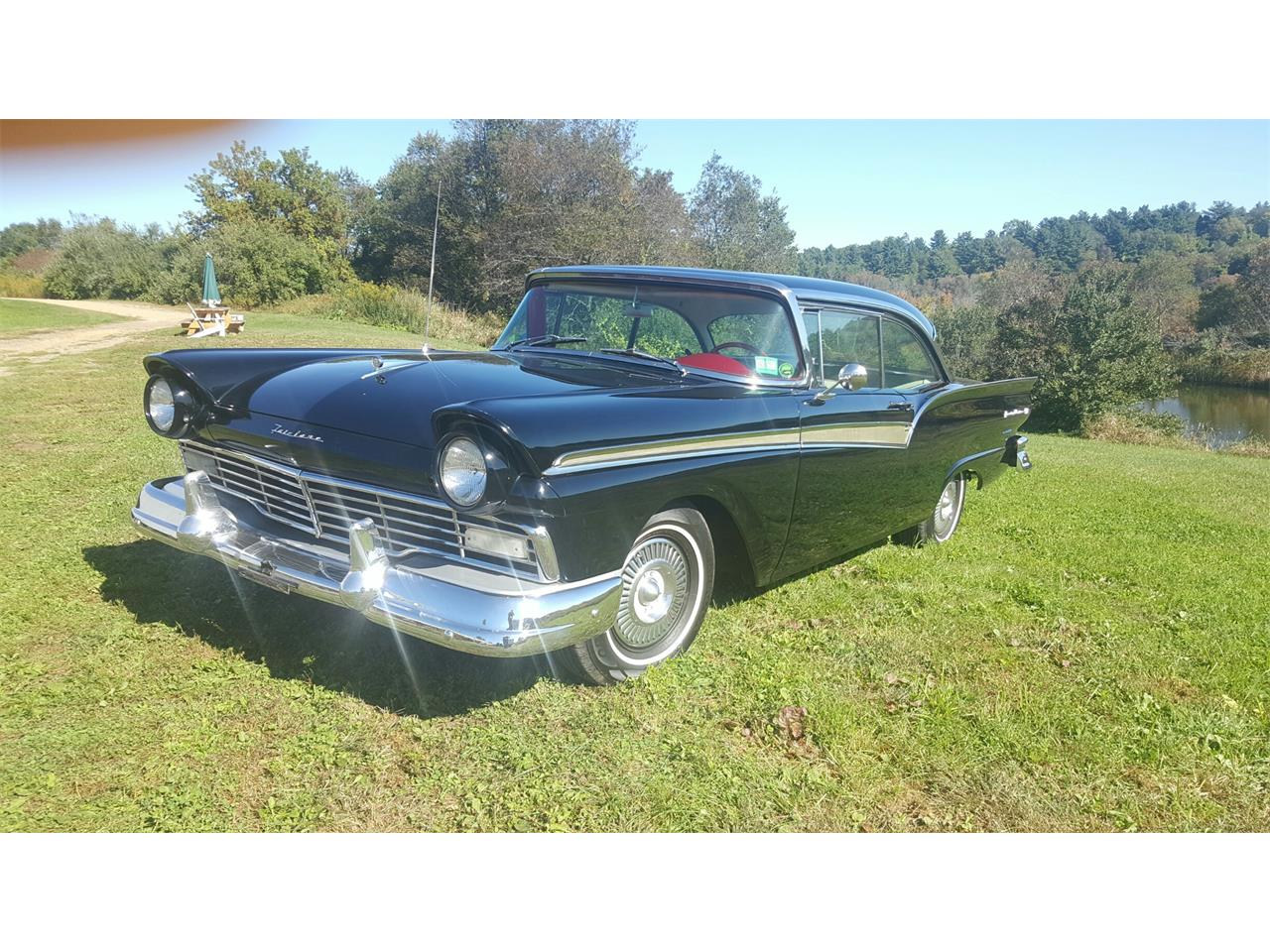 1957 Ford Fairlane 500 for sale in North Woodstock, CT