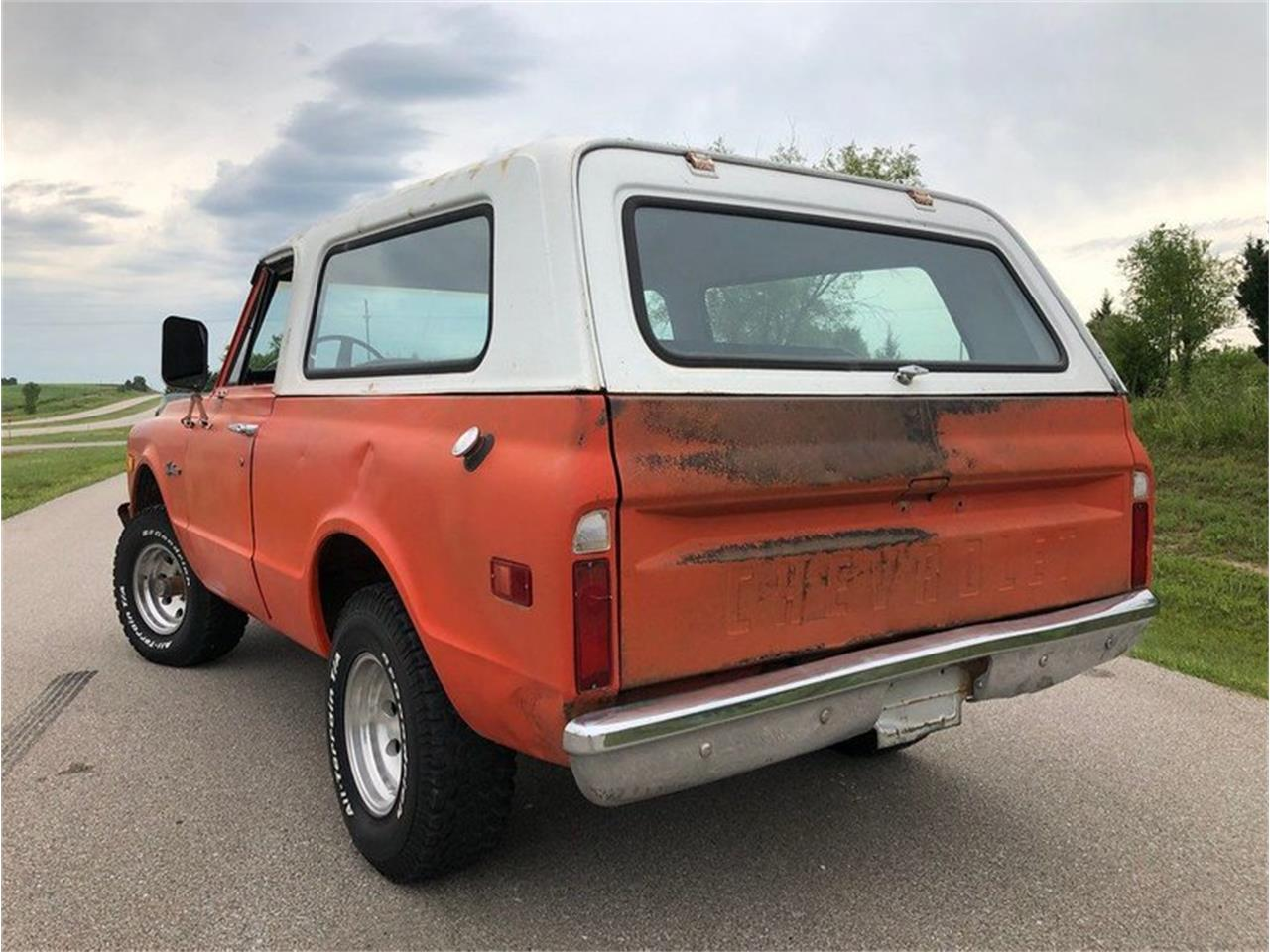 1972 Chevrolet Blazer for sale in Lincoln, NE – photo 12