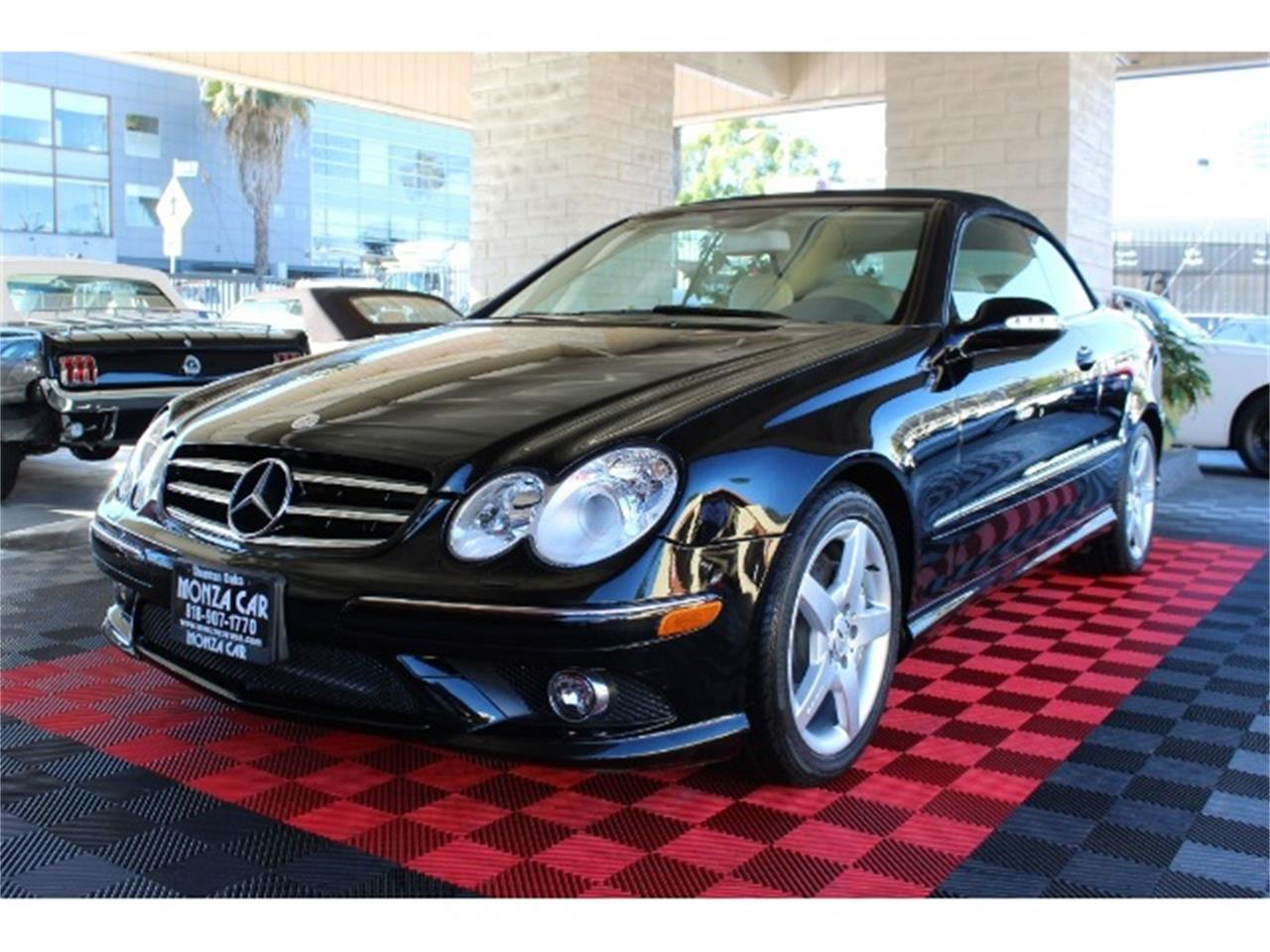 2007 Mercedes-Benz CLK-Class for sale in Sherman Oaks, CA – photo 2