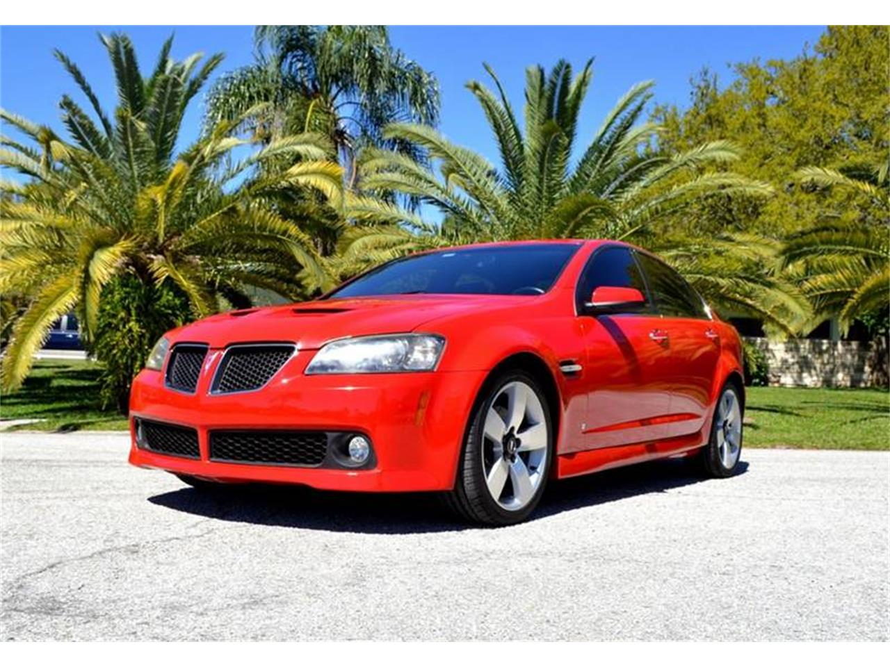 2009 Pontiac G8 for sale in Clearwater, FL – photo 9