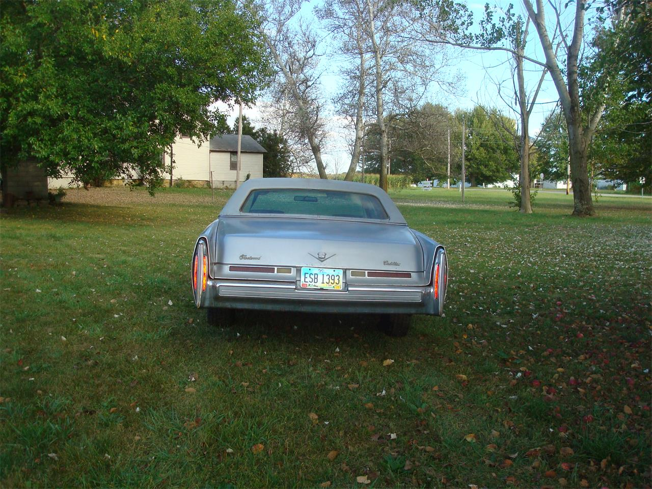 1976 Cadillac Fleetwood Brougham d'Elegance for sale in New London, OH – photo 5