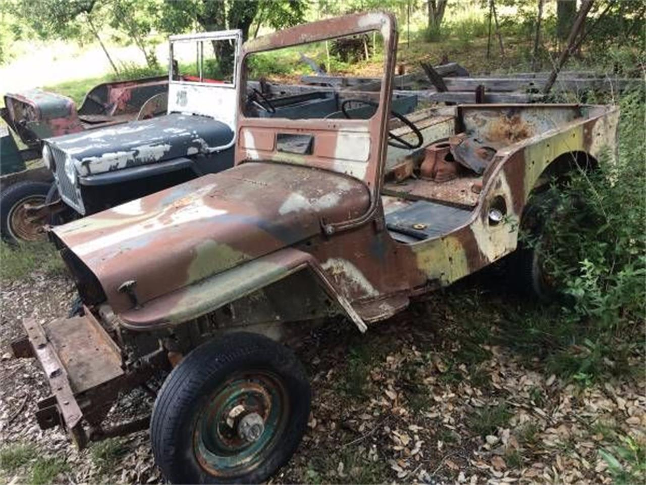 1947 Willys Jeep for sale in Cadillac, MI – photo 5