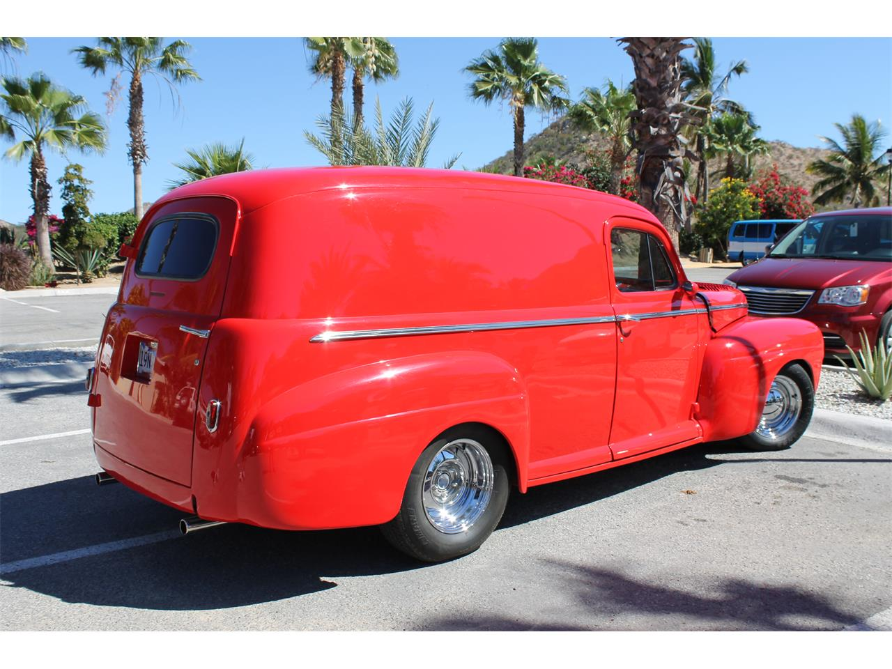 1947 Ford Sedan Delivery for sale in Weldon, CA