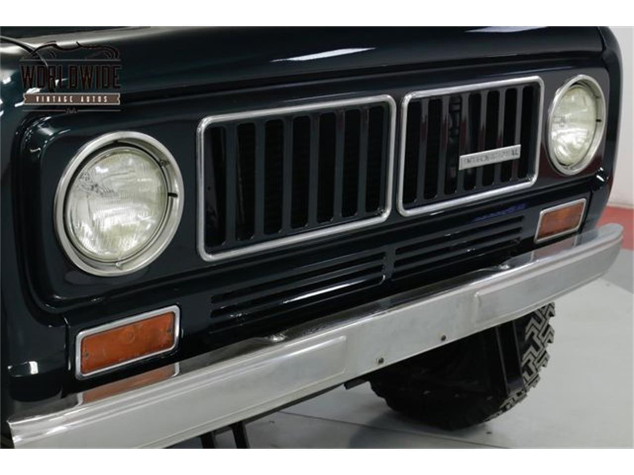 1973 International Scout for sale in Denver , CO – photo 19