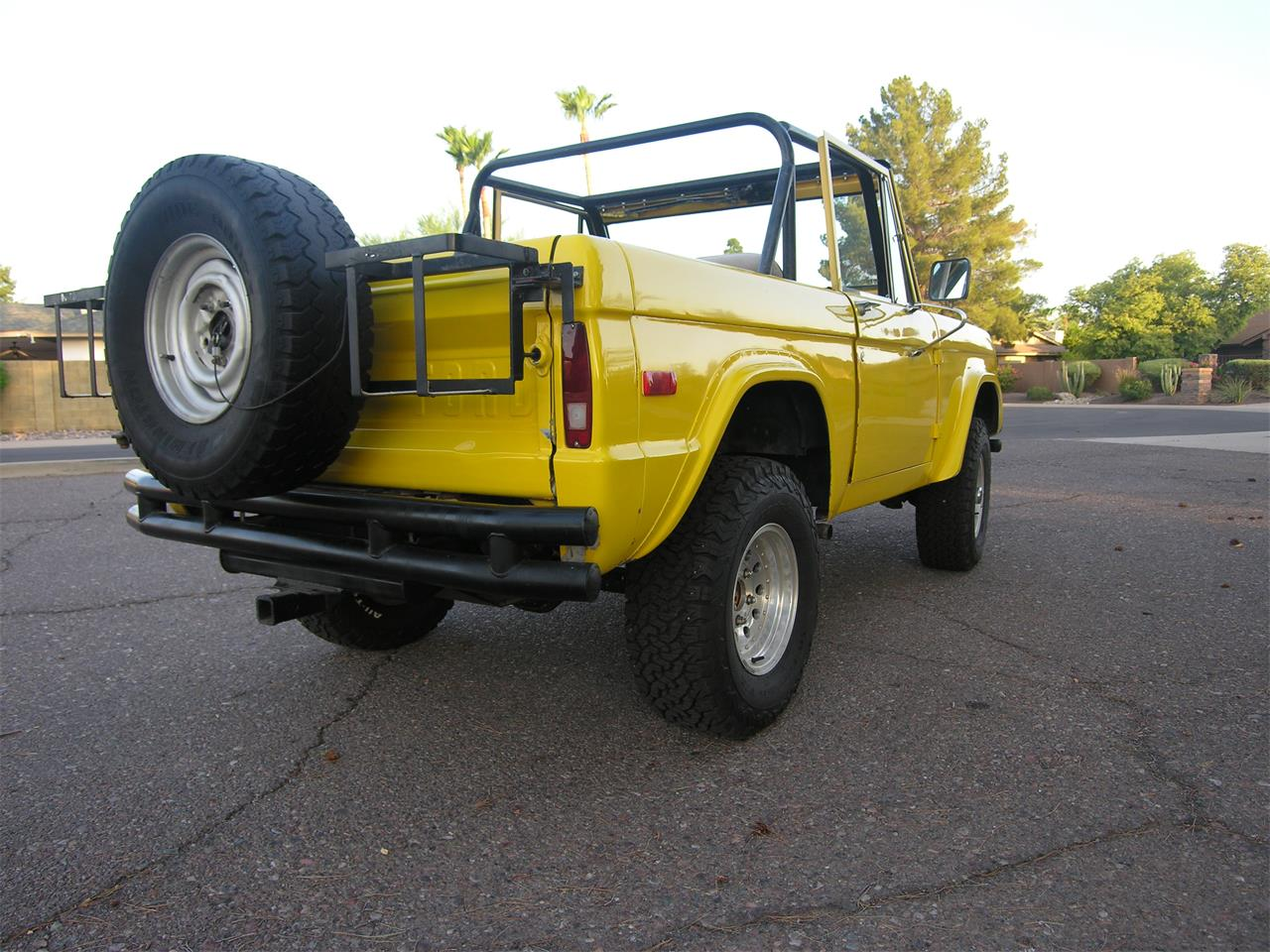 1971 Ford Bronco for sale in Scottsdale, AZ – photo 11
