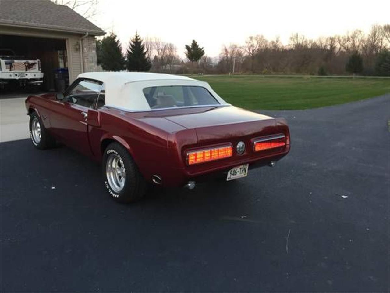 1969 Ford Mustang for sale in Cadillac, MI – photo 2