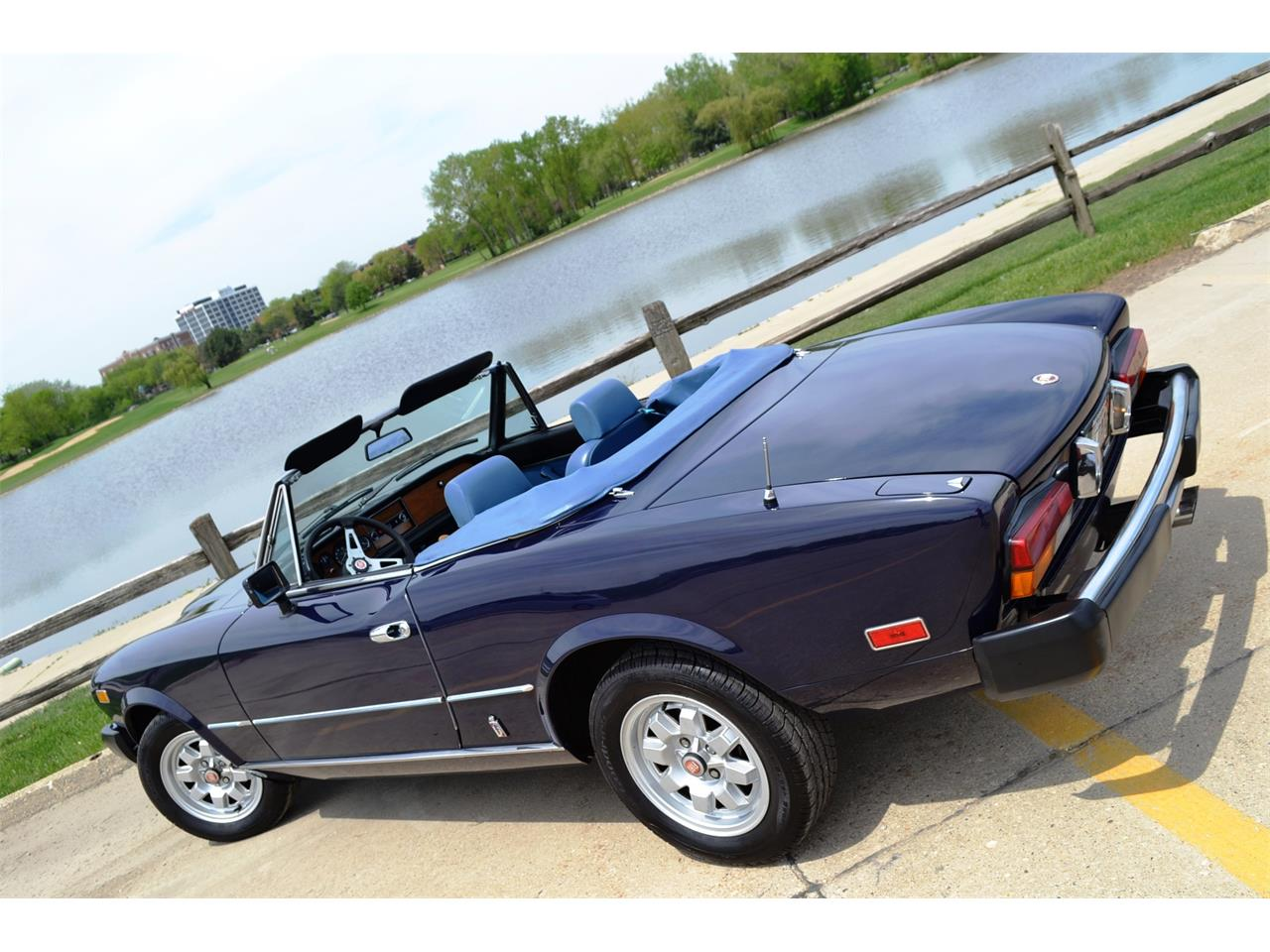 1981 Fiat Spider for sale in Barrington, IL – photo 13
