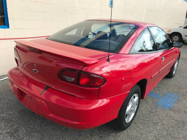 2002 Chevrolet Cavalier for sale in Clinton Township, MI – photo 4