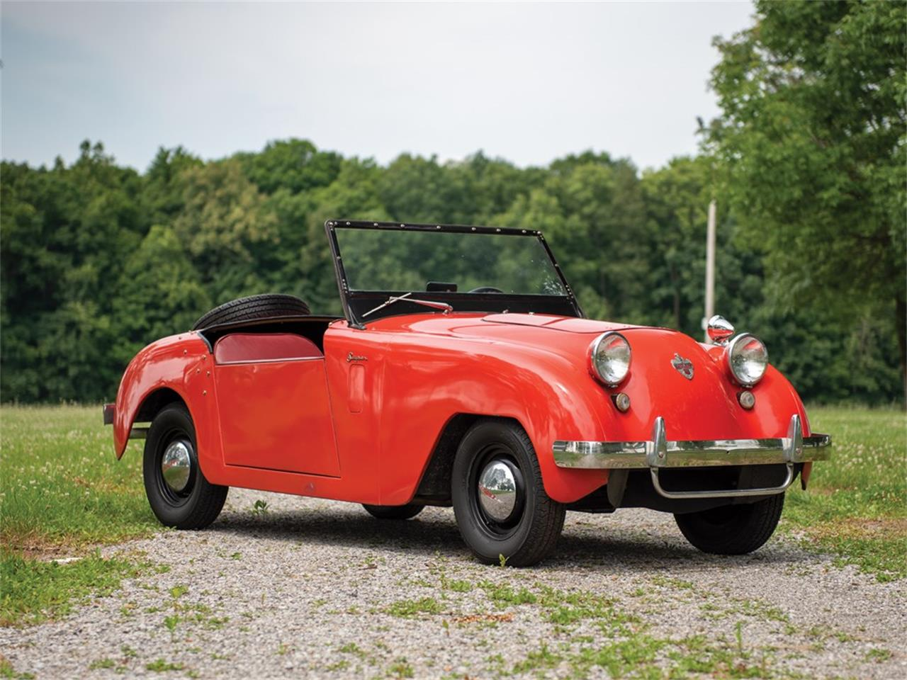 1951 Crosley Hotshot for sale in Auburn, IN