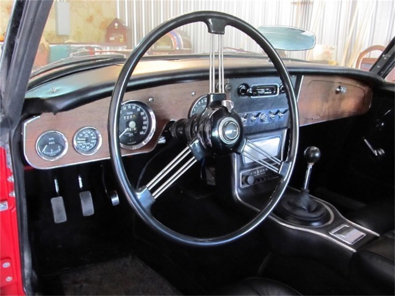 1967 Austin-Healey 3000 for sale in Liberty Hill, TX – photo 24