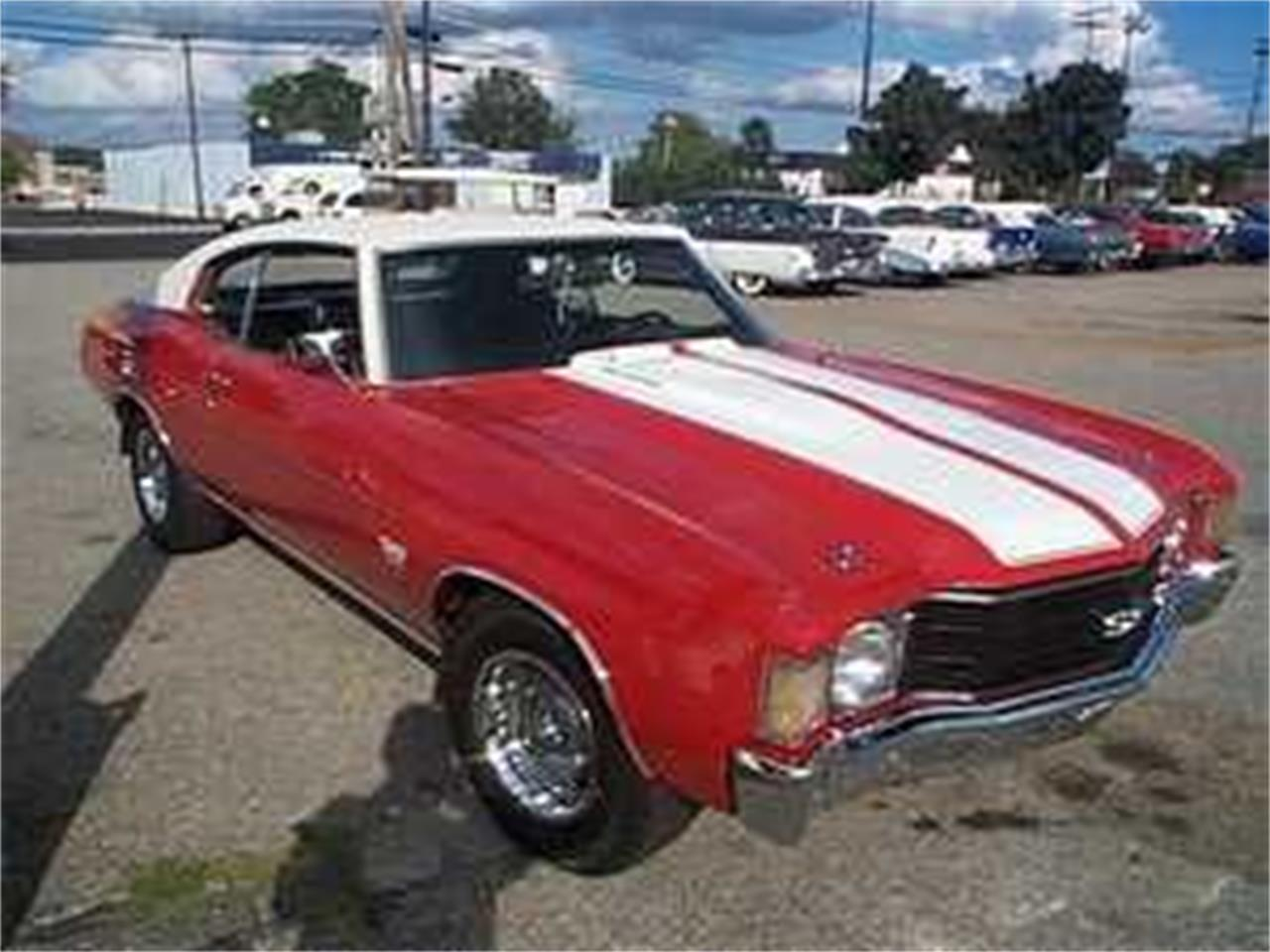 1972 Chevrolet Chevelle SS for sale in Stratford, NJ