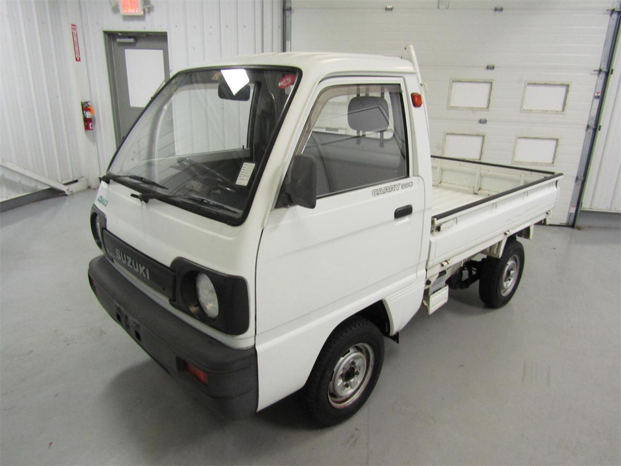 1991 Suzuki Carry for sale in Christiansburg, VA – photo 6