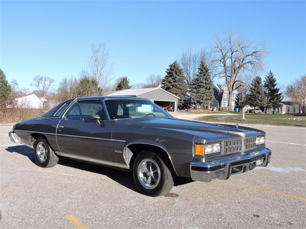 1977 Pontiac Grand LeMans for sale in Greene, IA – photo 10