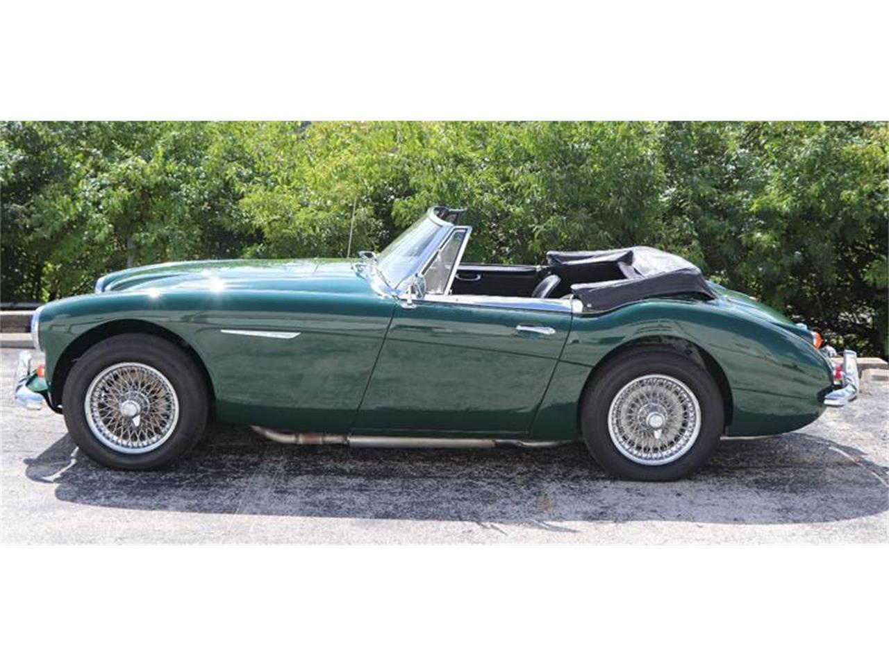 1967 Austin-Healey 3000 Mark III BJ8 for sale in St Louis, MO – photo 5