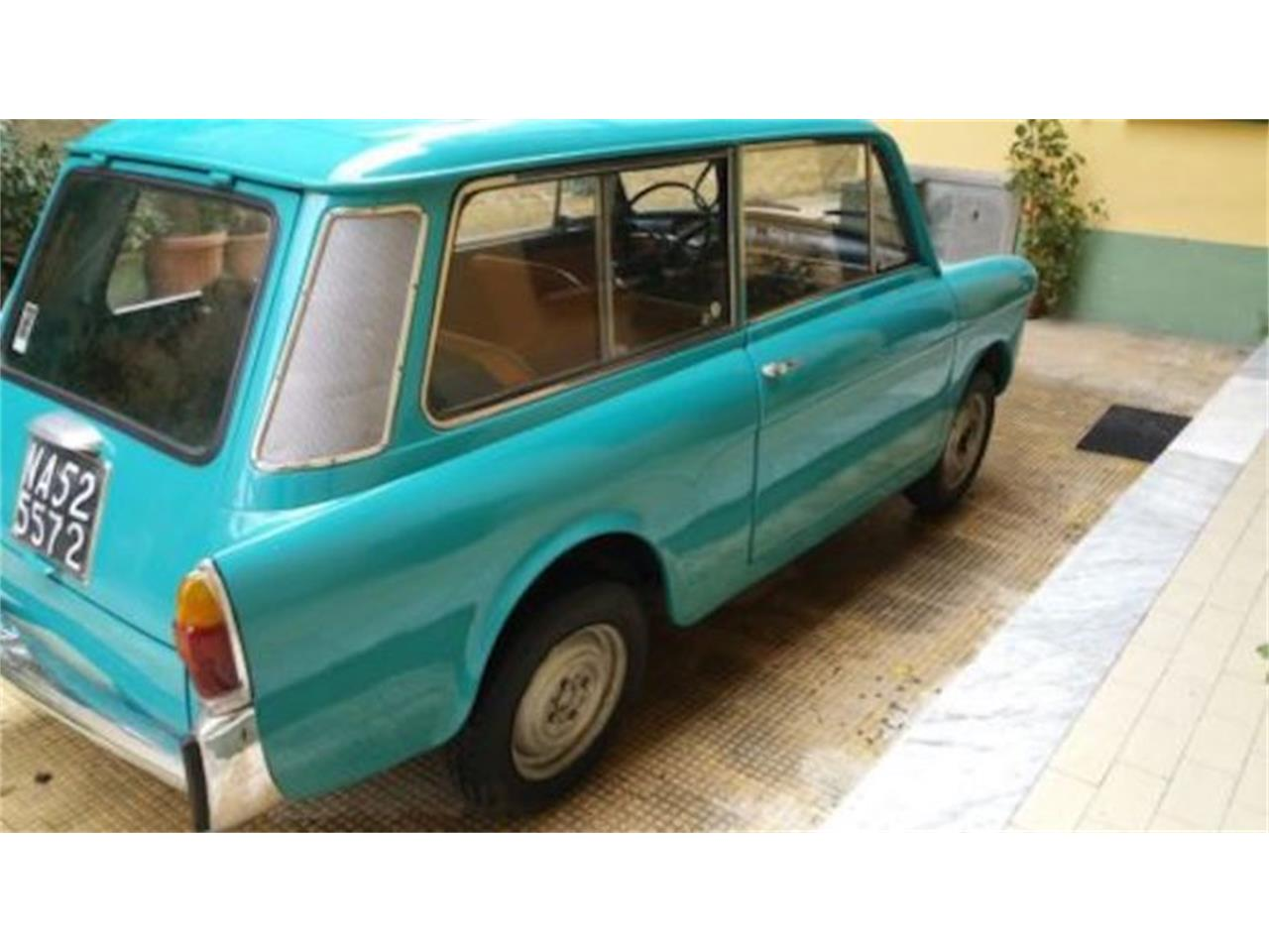 1968 Autobianchi Bianchina Panoramica for sale in Cadillac, MI – photo 2