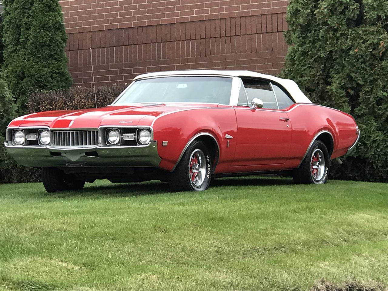 1968 Oldsmobile Cutlass for sale in Geneva, IL – photo 20