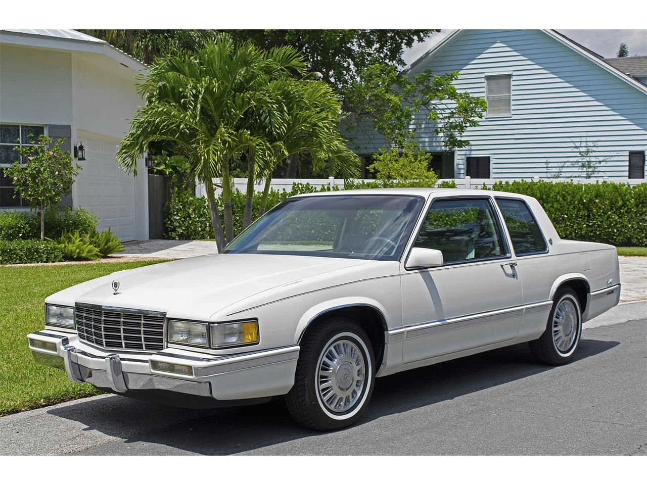 1991 Cadillac Coupe DeVille for sale in West Palm Beach, FL – photo 6
