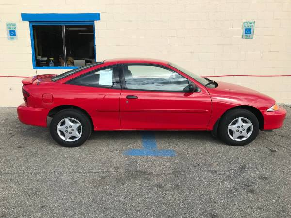 2002 Chevrolet Cavalier for sale in Clinton Township, MI – photo 7