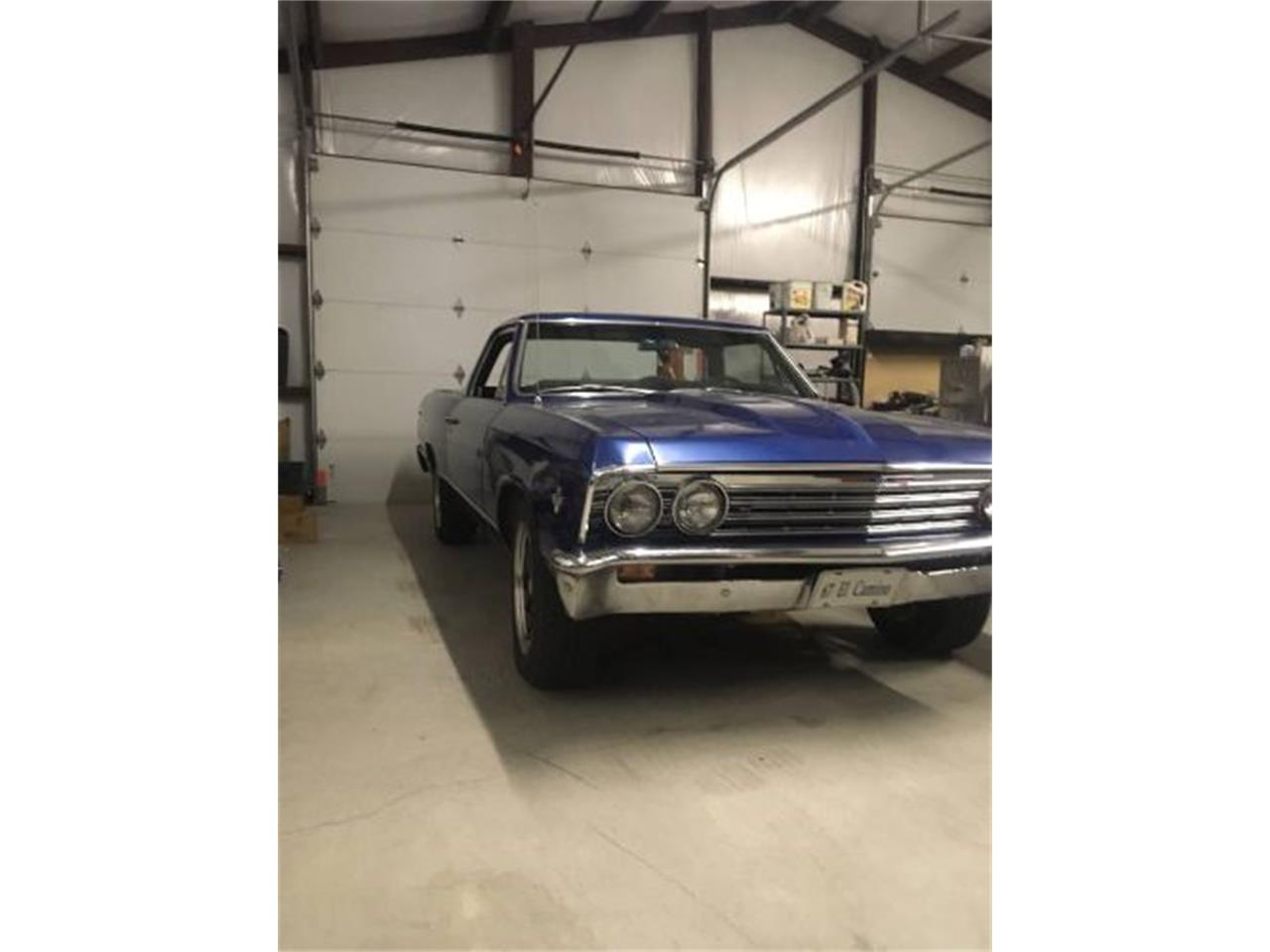 1967 Chevrolet El Camino for sale in Cadillac, MI – photo 12