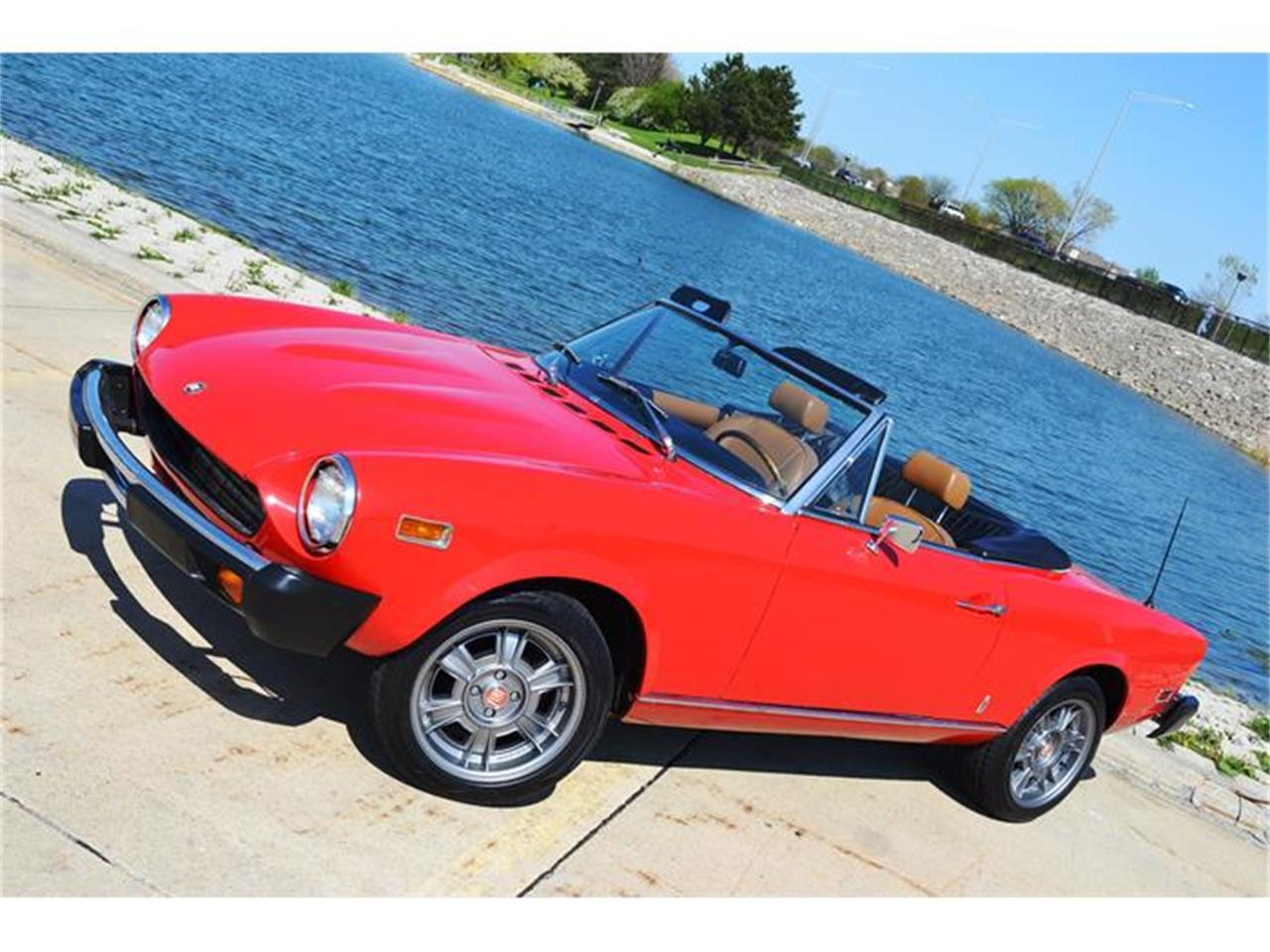 1977 Fiat 124 for sale in Barrington, IL – photo 17