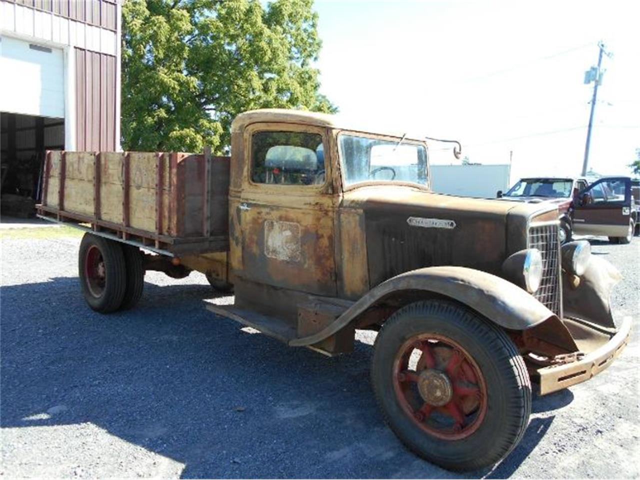 1936 International Pickup for sale in Cadillac, MI – photo 20