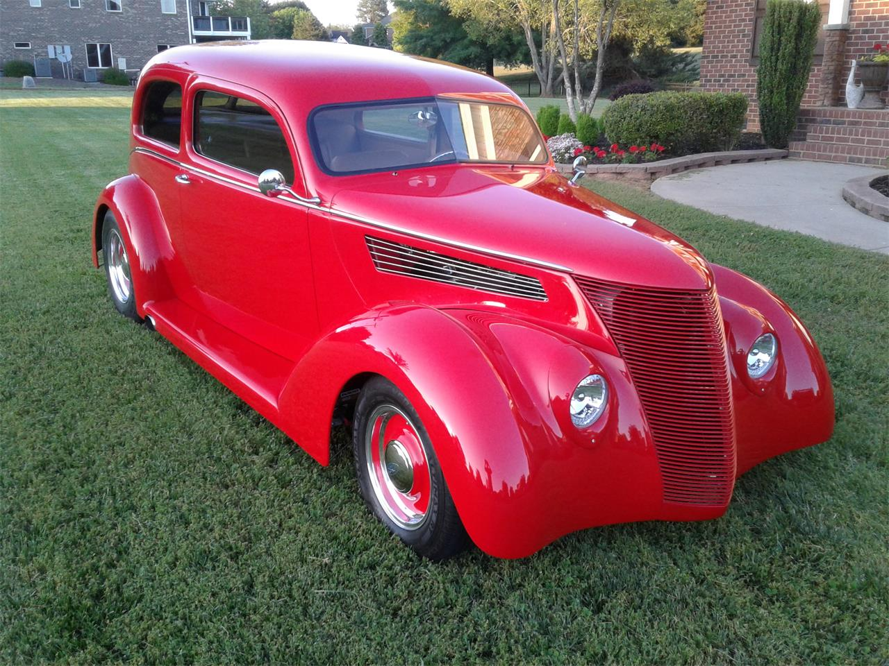 1937 Ford Slantback for sale in Mooresville, NC ...