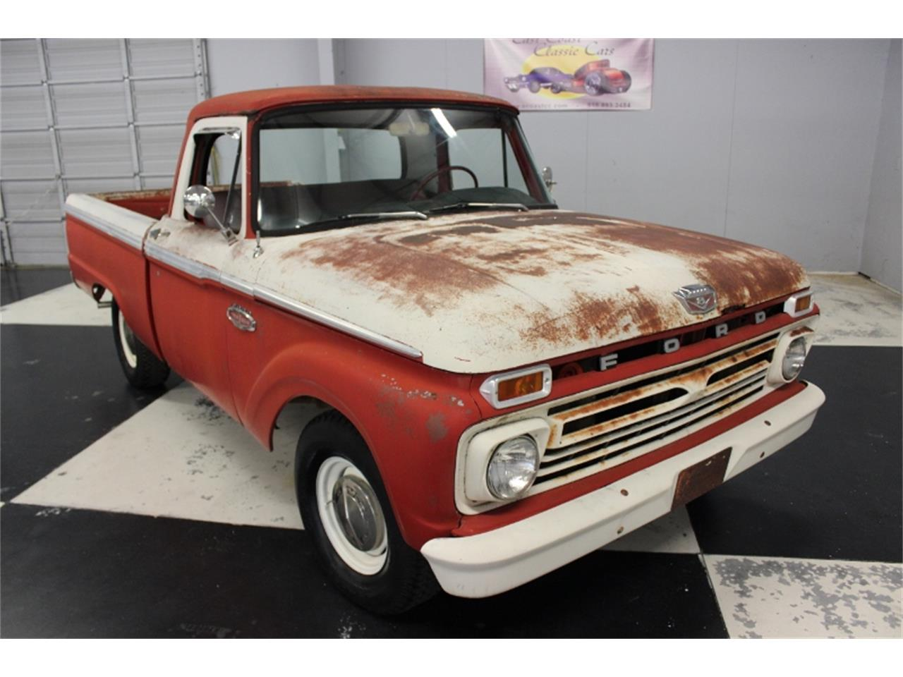 1966 Ford F100 for sale in Lillington, NC – photo 44