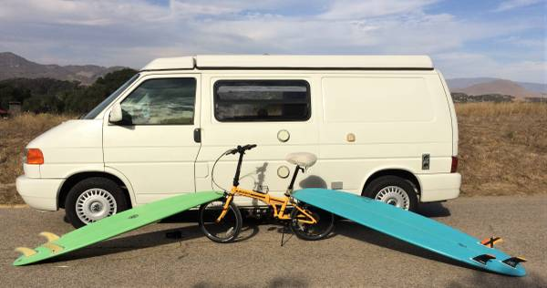 Eurovan Camper 1999 Loaded and Ready to Roll - $39000 for sale in Los Osos, CA