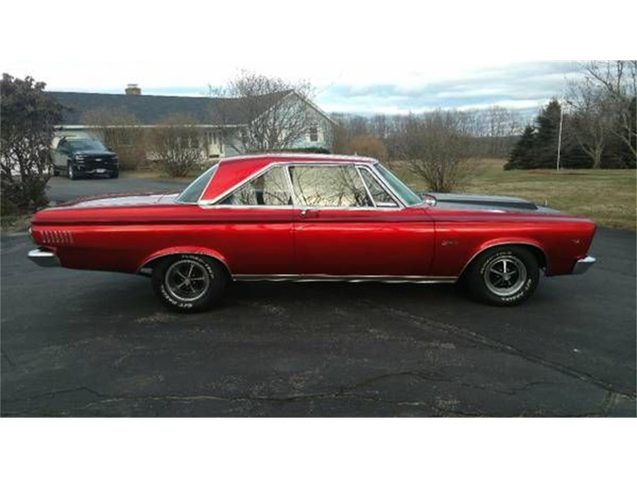 1965 plymouth satellite for sale in cadillac mi classiccarsbay com 1965 plymouth satellite for sale in